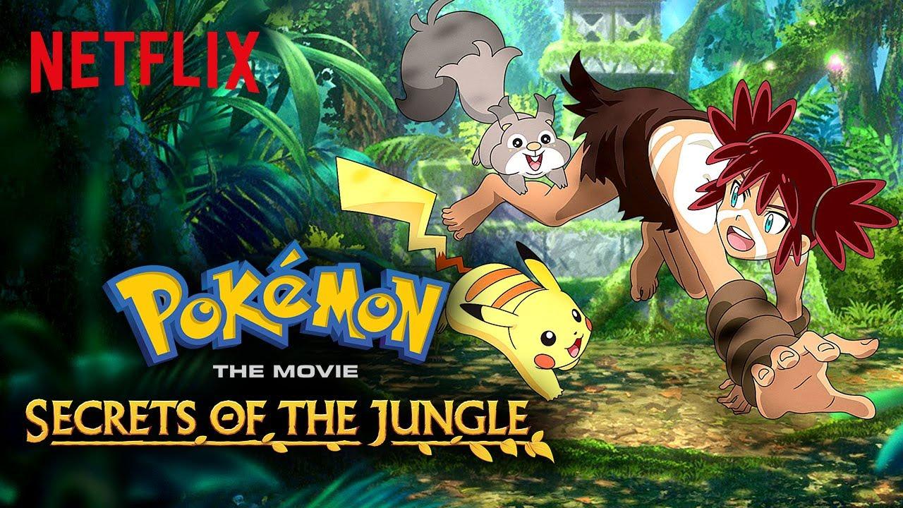 Pokemon Secrets Of The Jungle