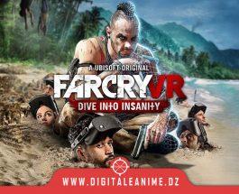 Far Cry VR: Dive into Insanity arrive aux jeux d'arène