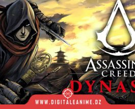 Assassin's Creed: Dynasty en manga chez Mana Books
