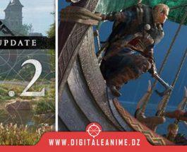 Assassin's Creed Valhalla Mise à jour de la saison Yule