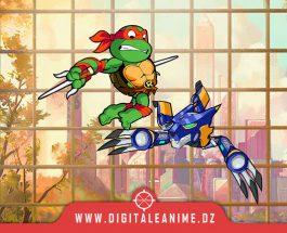 Teenage Mutant Ninja Turtles dans Brawlhalla aujourd'hui