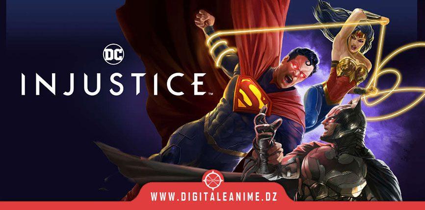 Injustice date de sortie du film d'animation