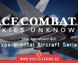 ACE COMBAT 7: SKIES UNKNOWN DLC débarque aujourd'hui
