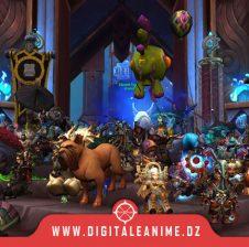 World of Warcraft et la déclaration des problèmes de l'équipe