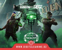 Apocalypse event à durée limitée de Tom Clancy's Rainbow Six Siege