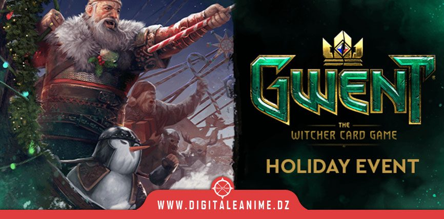 GWENT Winter Holiday l'événement est en direct