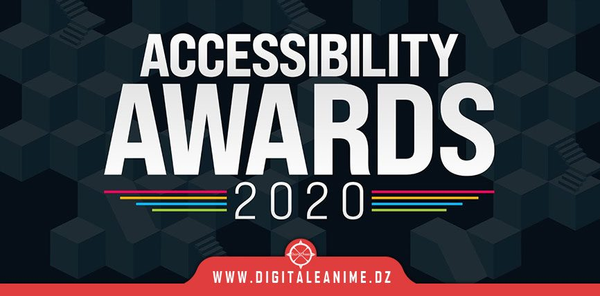 Accessibility Awards 2020 des jeux vidéo
