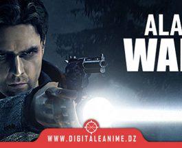 Alan Wake Remastered Annonce divulguée