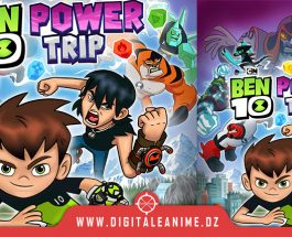 BEN 10: POWER TRIP, LANCEMENT AUJOURD'HUI