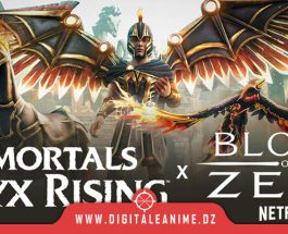 « BLOOD OF ZEUS » DANS IMMORTELS FENYX RISING