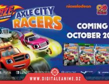 Blaze and the Monster Machines: Axle City Racers Review
