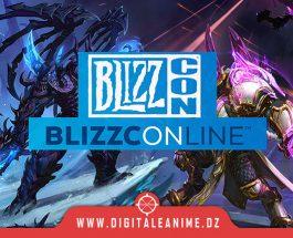 BlizzCon 2021 Annonces et révélations du premier jour