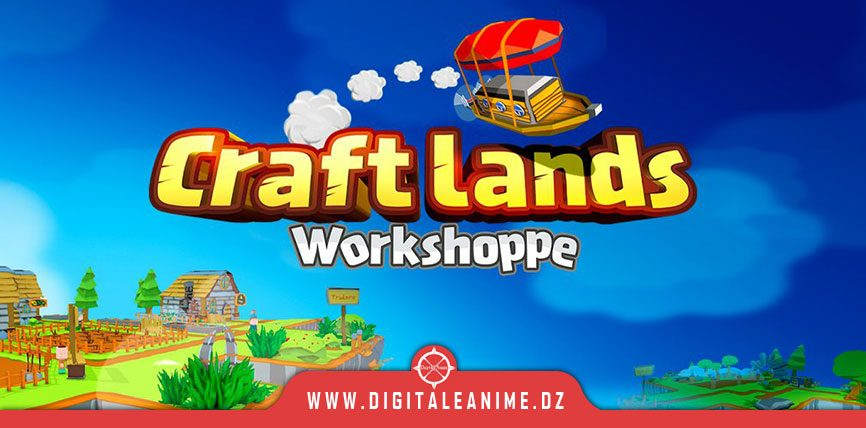 Craftlands Workshoppe Review