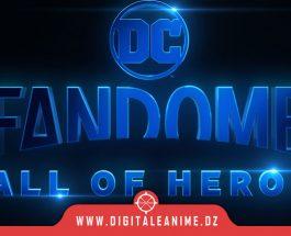 DC FanDome samedi 12 septembre review