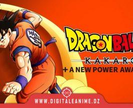 DRAGON BALL Z: KAKAROT + A NEW POWER AWAKENS pour Switch