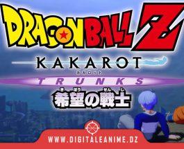 DRAGON BALL Z : KAKAROT le troisième DLC