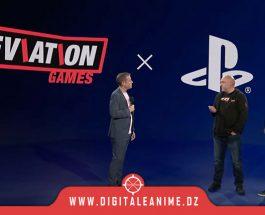Deviation games X Sony studios