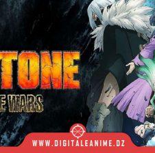 Dr.Stone: Stone Wars anime cast