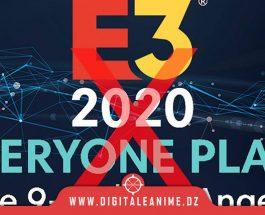 E3 state et les événements confirmés jusqu'à présent