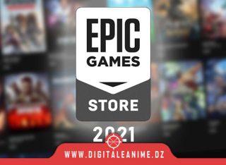 EPIC GAMES STORES LES 5 JEUX GRATUITS