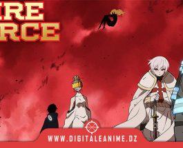 Fire Force Anime Saison 2 Nouveau Cast