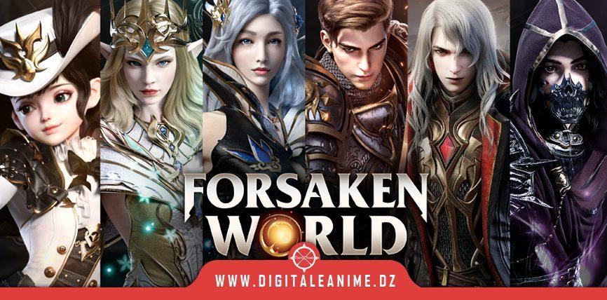 Forsaken World: Gods and Demons Review