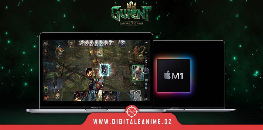 GWENT: The Witcher Card Game se lance sur les Mac Apple M1