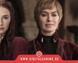 Game of Thrones Cersei et Melisandre une histoire ensemble