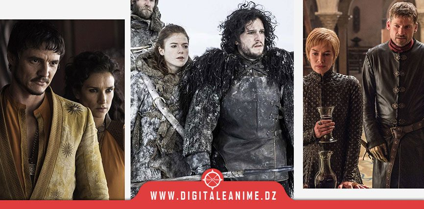 Game of Thrones Une autre relation incestueuse et scandaleuse