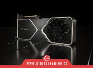 GeForce de Nvidia obtiendra désormais un niveau RTX 3080