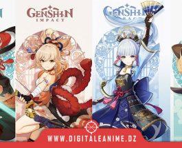 Genshin Impact : miHoYo annonce trois nouveaux personnages