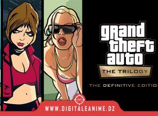Grand Theft Auto: The Trilogy – The Definitive Edition Annoncée
