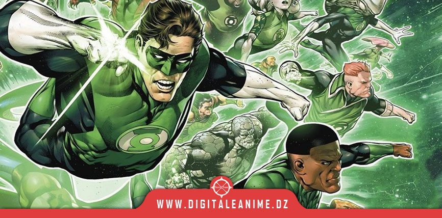 Green Lantern la série direct chez HBO Max