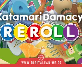 KATAMARI DAMACY REROLL DISPONIBLE MAINTENANT