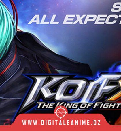 King of Fighters XV bande-annonce du jeu révèle