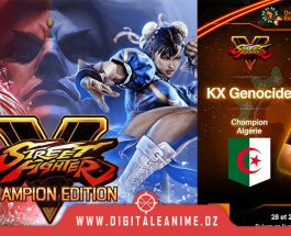 L'Algérie, double championne d'Afrique de Street Fighter