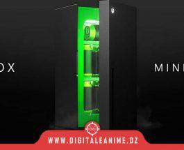 Le mini-réfrigérateur Xbox sur la bonne voie pour les vacances