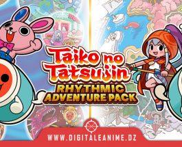 L'histoire de TAIKO NO TATSUJIN RHYTHM ADVENTURE 1 & 2