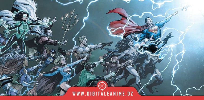 Licenciements frappe DC Comics Universe; DC Direct fermé