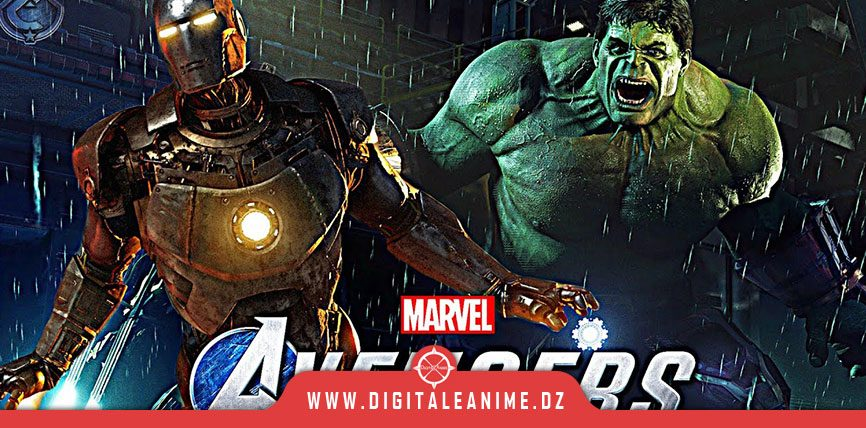 Marvel's Avengers reveiw