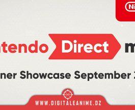Nintendo Direct Mini les annonces