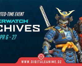 Overwatch Archives 2021 maintenant disponibles