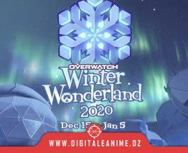 Overwatch Winter Wonderland 2020 est maintenant disponible