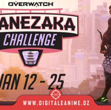 Overwatch défi kanezaka disponible maintenant