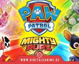 PAW PATROL: MIGHTY PUPS Disponible maintenant
