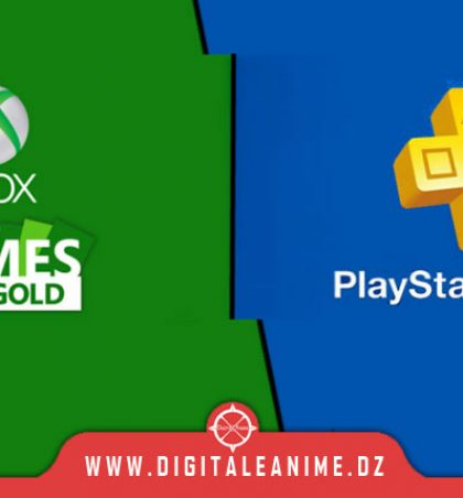 PS Plus et Xbox Games With Gold free games
