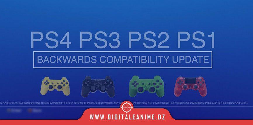 PS5 Backwards Compatibility Une Réalité