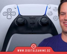 Phil Spencer sur la DualSense de PS5