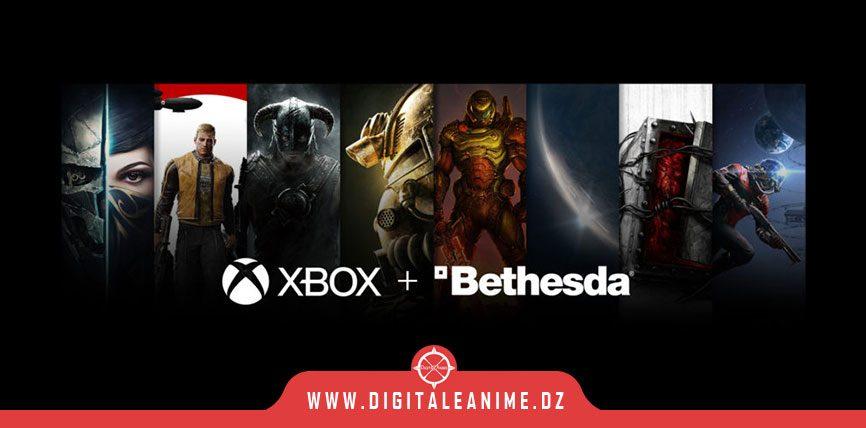Plus de titres Bethesda sur PS5