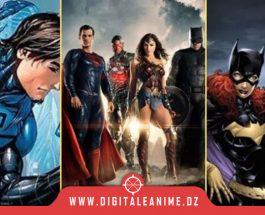 Prochains films de DC